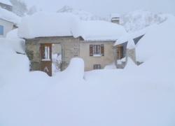 Chutes de neige exceptionnelles!